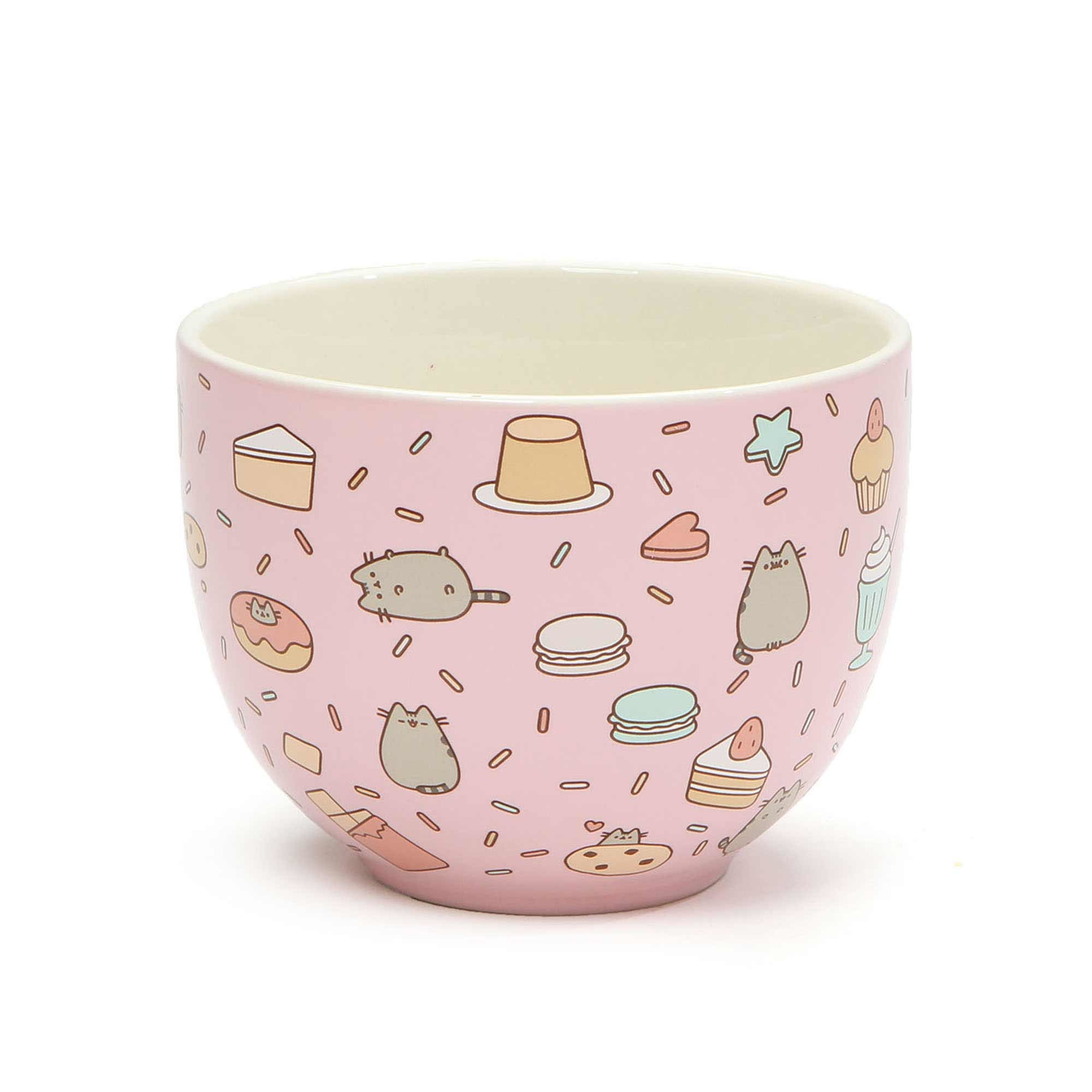Pusheen Bowl Snacks and Treats