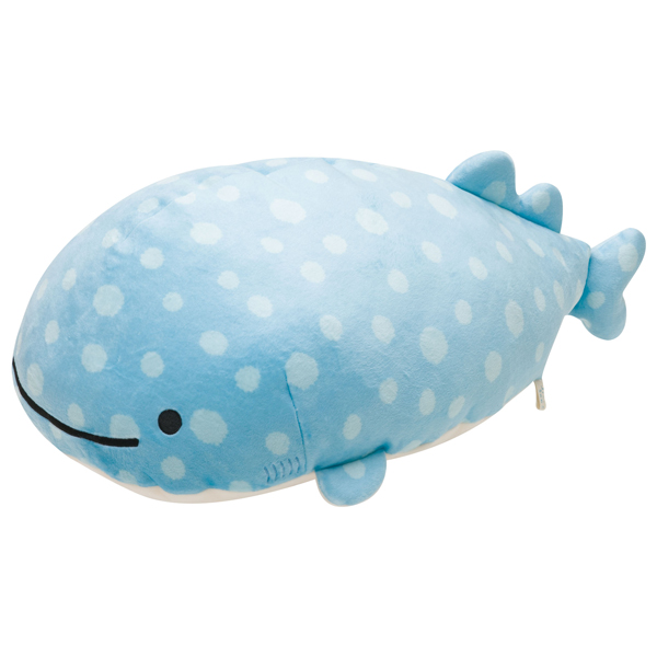 """Jinbei-San"" Mr. Whale Shark Plush L"