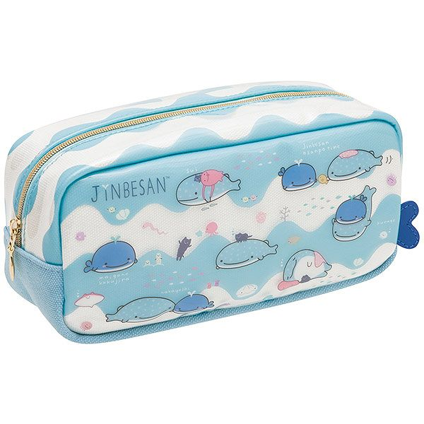 """Jinbei-San"" Maigo no Kokujira Pencil Case"